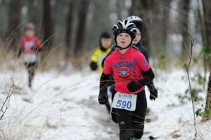 26-12-2012 Kerstcross Sprundel  Nederland  Atletiek  foto: Kees Nouws